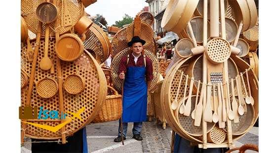 صنایع دستی اسلوونی