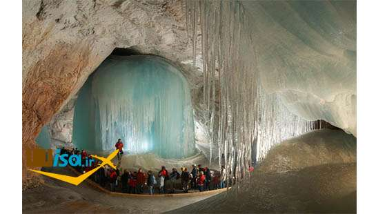 غار یخی دوبشینسکا