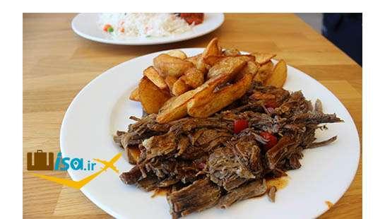 فرهنگ اسلوونی (یکی از انواع غذاهای گوشتی)