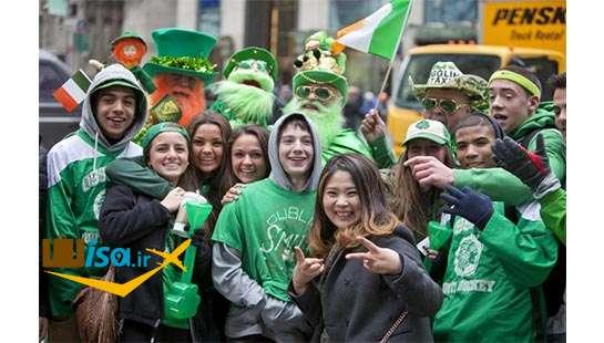 فرهنگ ایرلند (روز سن پاتریک)