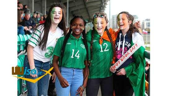 فرهنگ ایرلند