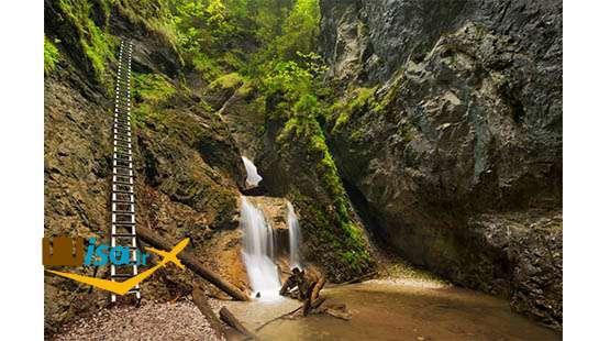 پارک ملی بهشت اسلواکی