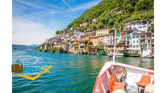 ارزان ترین تور سوئیس (شهر لوگانو)