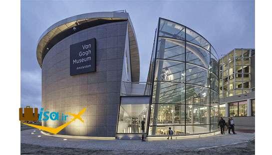 بهترین تور هلند (موزه ون گوگ)