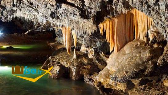 تور ارزان اسلواکی (غار آزادی دمانووسکا)