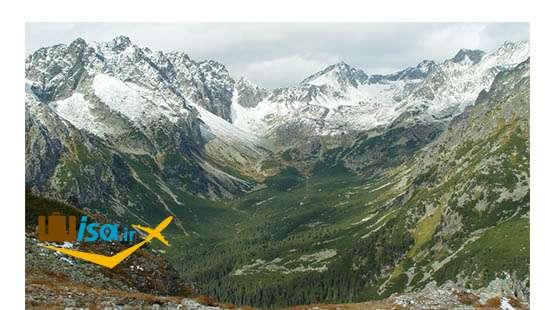 تور ارزان اسلواکی (کوههای زیبای تاترا)