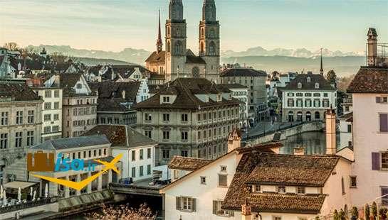 تور ارزان سوئیس (محله قدیمی التستاد زوریخ)