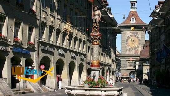 تور ارزان سوئیس (محله قدیمی شهر برن)
