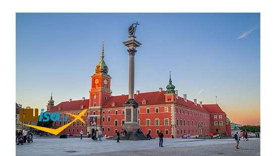 تور ارزان لهستان (قلعه سلطنتی ورشو)