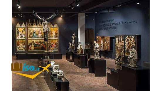 تور ارزان لهستان (موزه ملی)