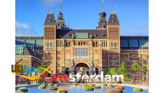 تور ارزان هلند (موزه ملی آمستردام)