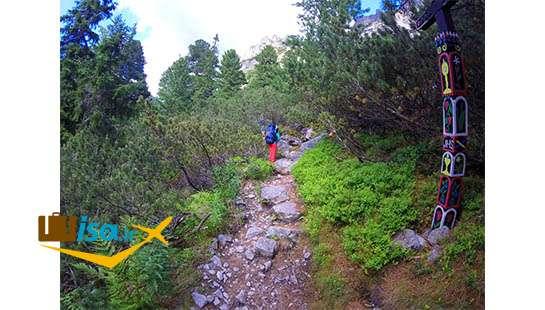 تور اسلواکی (مسیر پیاده روی در کوههای تاترا)
