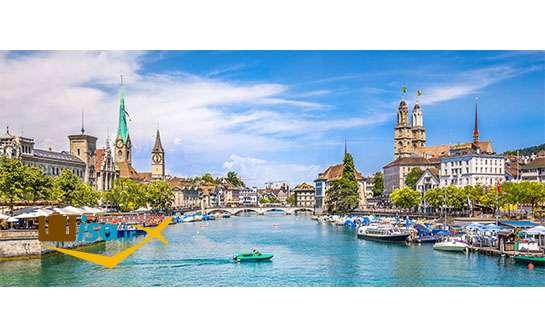 تور سوئیس (دریاچه زوریخ)