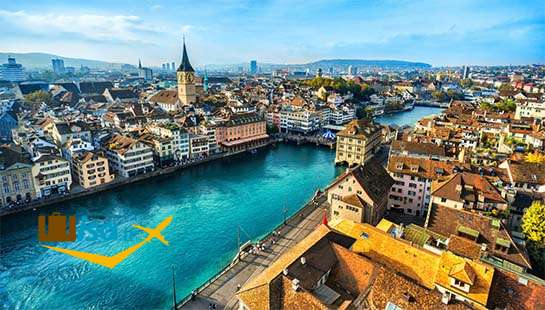 تور سوئیس (شهر زوریخ)