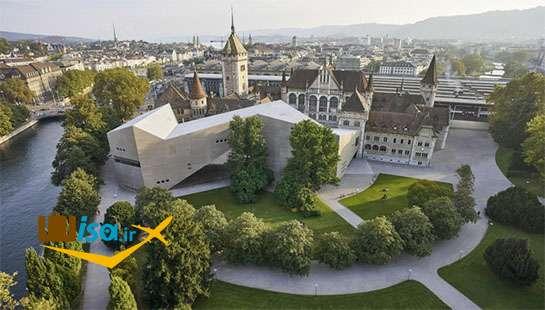 تور سوئیس لحظه آخری (موزه ملی)