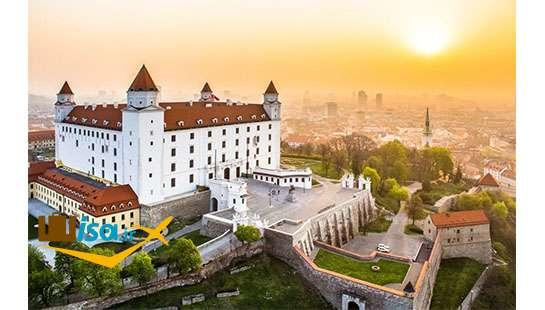 تور لحظه آخری اسلواکی (قلعه براتیسلاوا)