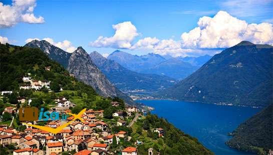 تور لحظه آخری سوئیس (دریاچه لوگانو)