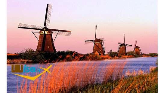 تور هلند (دهکده کیندردیک)