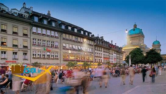 قیمت تور سوئیس ( شهر برن)