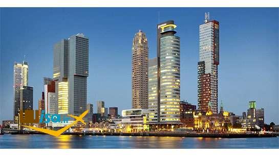 قیمت تور هلند (شهر روتردام)