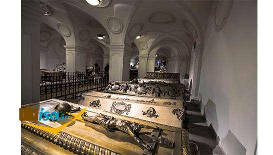 بهترین تور اتریش (موزه تدفین)