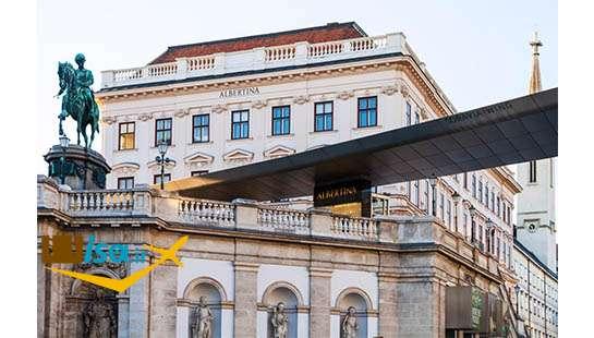 بهترین تور اتریش (کاخ آلبرتینا)
