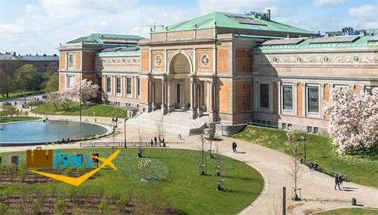 بهترین تور دانمارک (گالری ملی دانمارک)