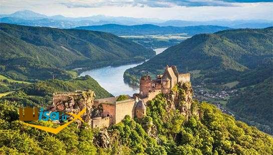 تور اتریش (دره دانوب وین)