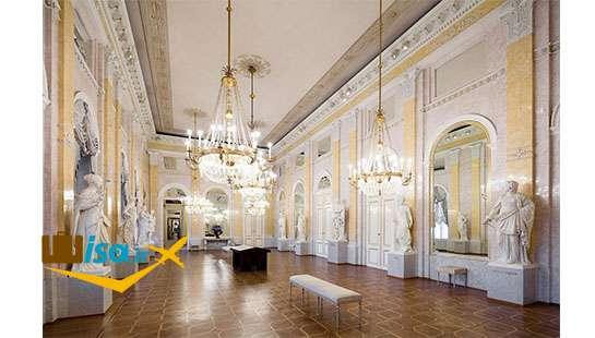 تور اتریش (نمایی از داخل کاخ آلبرتینا)