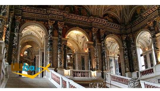 تور اتریش (کاخ کاپل)