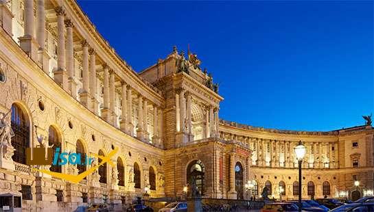 تور ارزان اتریش (ساختمان مدور هوفبرخ)