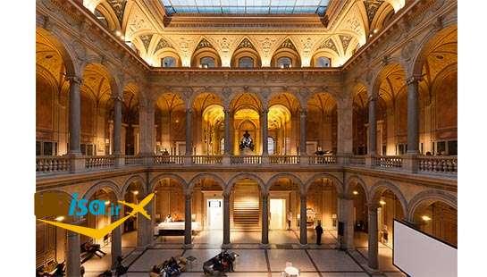 تور ارزان اتریش (موزه هنرهای کاربردی وین)