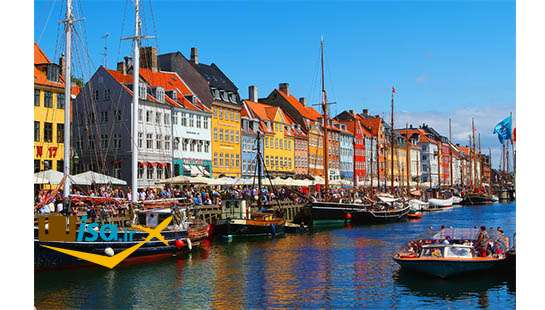 تور ارزان دانمارک (کانال نیهاون کپنهاگ)