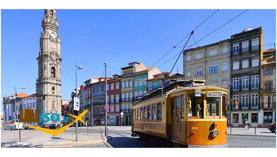 تور ارزان پرتغال (برج کلریگوس)