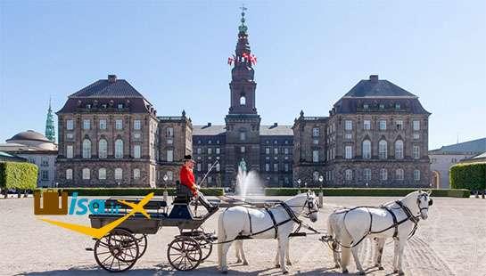 تور دانمارک (کاخ کریستین برگ)