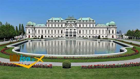 تور لحظه آخری اتریش (قصر بلودر)