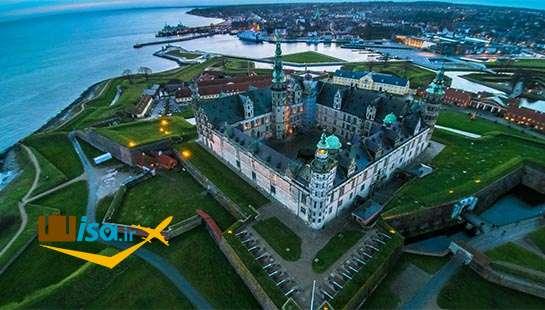 تور لحظه آخری دانمارک (قلعهی کرونبورگ)