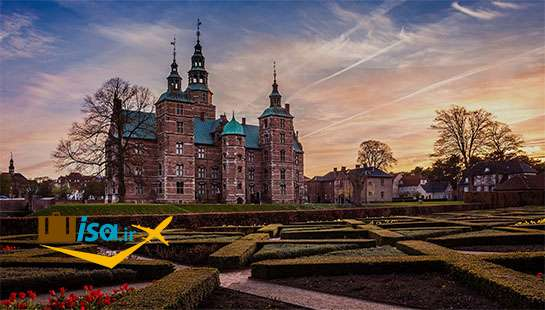 تور لحظه آخری دانمارک (کاخ روزنبرگ کپنهاگ)