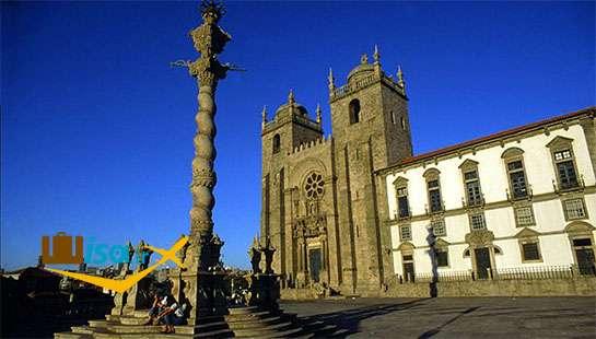تور لحظه آخری پرتغال (کلیسای جامع پورتو)