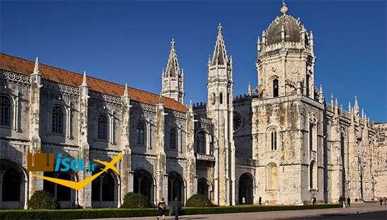 تور لحظه آخری پرتغال (صومعه جرونیموس)