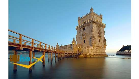 تور پرتغال (برج بلم از نمای دیگر)