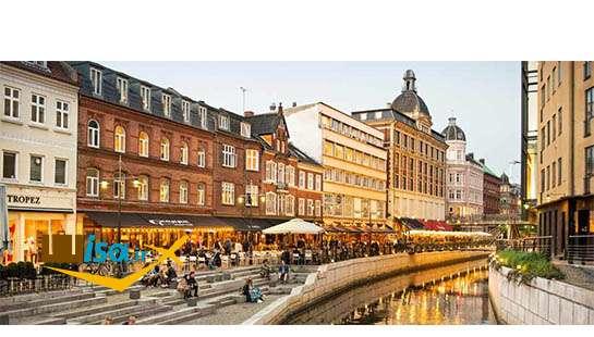 قیمت تور دانمارک (شهر آرهوس)