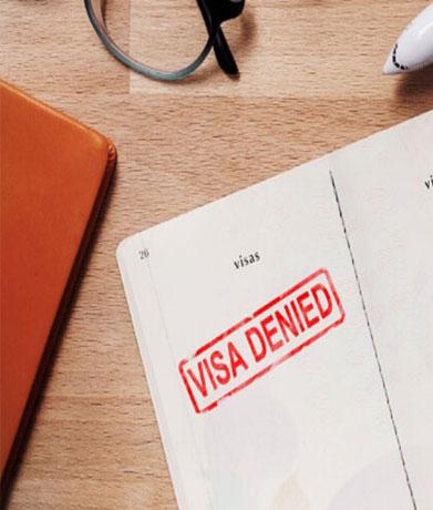 ریجکت ویزا