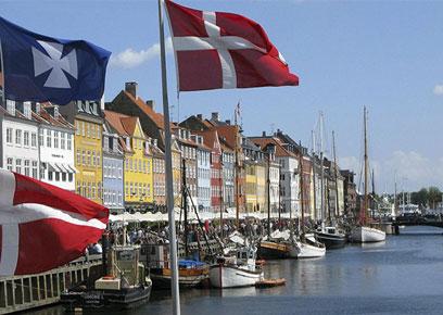 فرم ویزای دانمارک