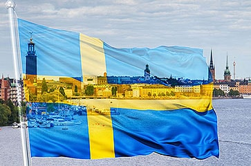 ویزای شینگن سوئد