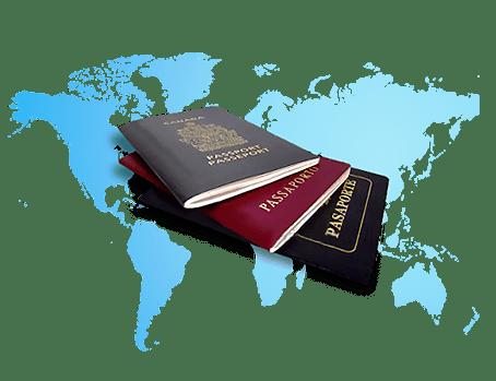 اخذ اقامت و ویزای شینگن