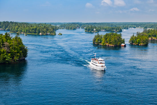 رودخانه سنت سارنس